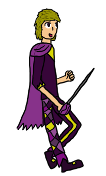 Wizards of Ethune: Austin Redesign by companioncube99