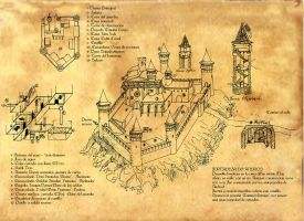 Androds Casttle by ruben-stein
