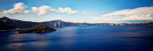 Crater Lake, OR by sellsworth