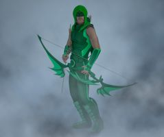 Green Arrow by hiram67