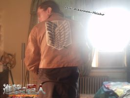 The Start of My Levi Cosplay by Levi-Ackerman-Heicho