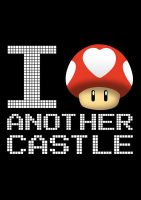I love another castle by LilysFactory