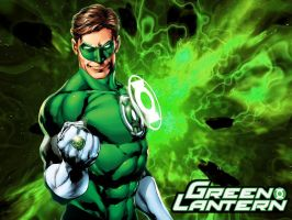 Green Lantern by Superman8193