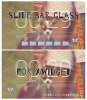 Mini Cute Glass Slide Bar ~bysistaerii by sistaerii