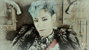 T.O.P - Visual Shock by KateW49
