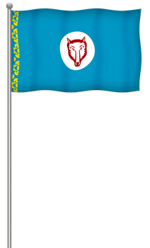 Flag of Gagauzia by llmatako