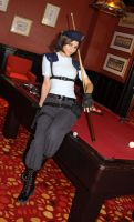 Jill Valentine - Game On by Cortana2552