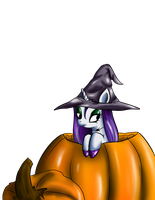 SpoopyRarity by LilMissWaffles