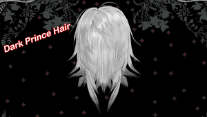Dark Prince Hair DL by ninjapirate10194