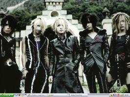gazette by lamortdudieu