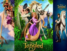 Tangled wallpaper by ninoPk
