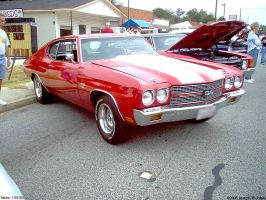 Chevy chevelle SS by Joseph-W-Johns
