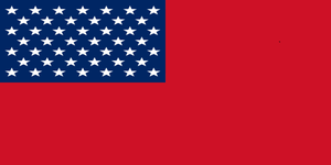 United States of North America Flag (2) by Rodef-Shalom