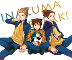 INZM11: INAZUMA BREAK by Junez-chan