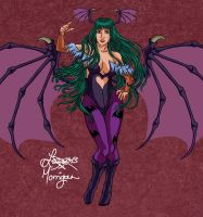 Lady Morrigan - 2013 by bratchny