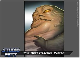 The Hutt-Practice Paints by Studio-Fett