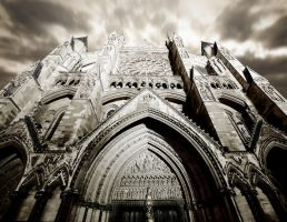Westminster Abbey by CaveCanem42