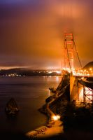 Golden Gate II by orographic