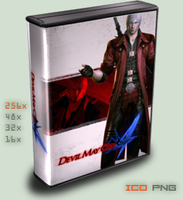 :case:Devil May Cry 4 by foxgguy2001