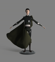 Mirarim - Character Turntable by LuizPires