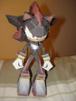 Shadow Papercraft by BrunoPigh