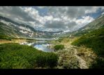 The Valley of the Five Lakes II by Beezqp