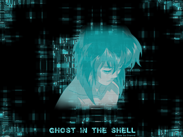 Ghost In The Shell - Old - by HELLerrel
