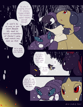 M4-SideMission2-Team Malice Page 1 by S-A-F-R