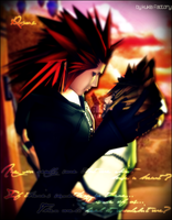 Axel X Roxas - If we had a heart... by Kukla-Factory