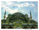 Blue Mosque by SeiMissTake