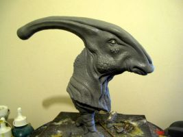 Parasaurolophus walkeri 1 by Thomasotom