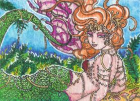 Deep Peace (ACEO) by Keyshe54