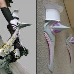 Lightning Armor Comparison by ArtisansTheory