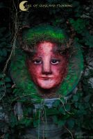 emerging directions - OOAK faun art doll by gfloering
