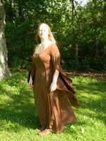 Elvish dress 3 by PaigeJones