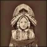 Tibetan Princess, c. 1879 by Step-in-Time-Stock