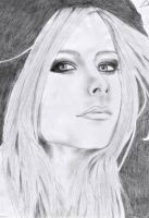 Avril Lavigne by abbeyghail