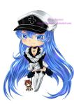 Little Esdeath by oORayonOo