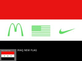 Lets change the iraq flag by lego-corp