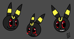 Lune The Umbreon by Emmerson4278