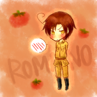 Romano:: First try in SAI by Dreamy-sempai