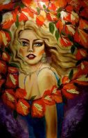 oil painting 8 by rula2014