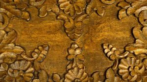 Carved Wood Texture Vampstock by VAMPSTOCK