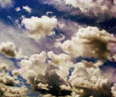 Summer Sky VI part III by Adrienneknott