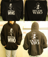 60's Doctor Who Sweater by AndysLife