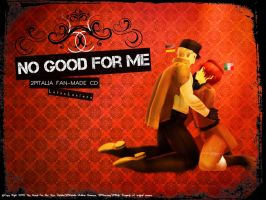 [CD COVER] No Good For Me by cam0001