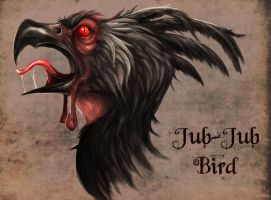 Wonderland -The Jub Jub Bird by LadyFiszi