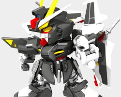 Wip:: Baby Gundam - Left by wh6b