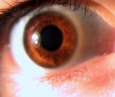 Bored so here's my eye. by suicidal-moo