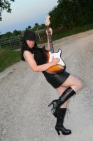 Guitar and Boots Stock - 15 by SafariSyd
